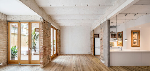 Gallery-House / Carles Enrich. Image © Adrià Goula