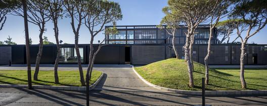 Courtesy of Bernard Khoury Architects