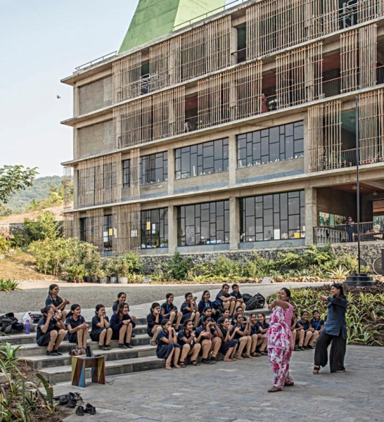 Cortesia de Avasara Academy, Lavale, Índia