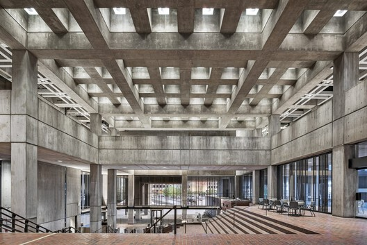Boston City Hall . Image Courtesy of Utile and Reed Hilderbrand