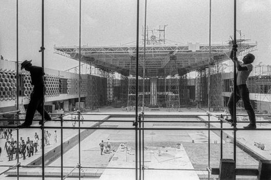 LIGA – Archives. National Museum of Anthropology, Mexico City, 1985. Image © Bob Schalkwijk