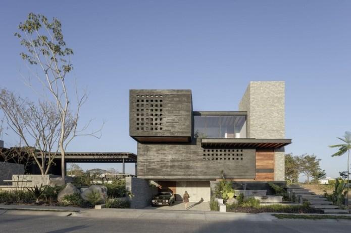 Neró House / Di Frenna Arquitectos. Image © Lorena Darquea