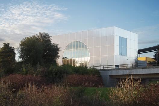 MK Gallery (Milton Keynes) by 6a architects  . Image Courtesy of RIBA