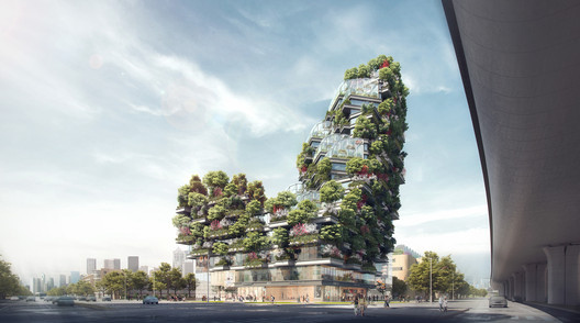 Courtesy of Lifang International Digital Technology Co., Ltd. Stefano Boeri Architetti