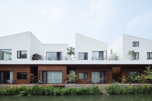Exterior. Image © Zhi Xia