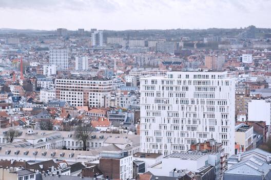 The Cosmopolitan Building / BOGDAN & VAN BROECK. Image © Bogdan van Broek