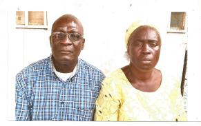Bro. & Sister Ndoum