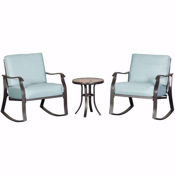 melbourne 3 piece patio set