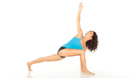 Image result for The Twisted Lunge