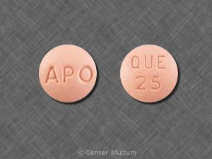 Seroquel (Quetiapine) - Side Effects, Dosage, Interactions ...