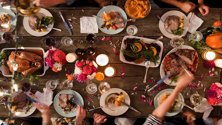 10 Holiday Food Swaps For A Healthy Liver Everyday Health
