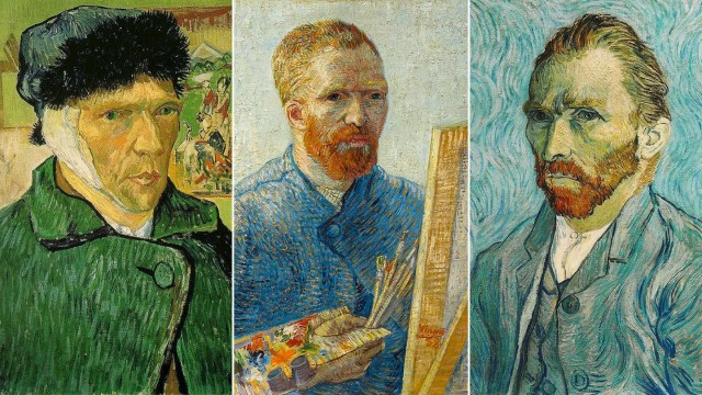 Vincent van Gogh who lived with bipolar disorder