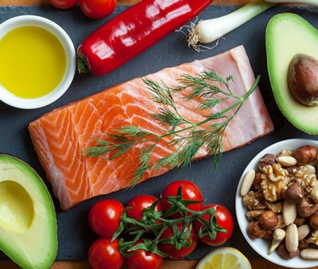 Avocado Salmon Tomato And Certain Nuts Are Considered Low Carb