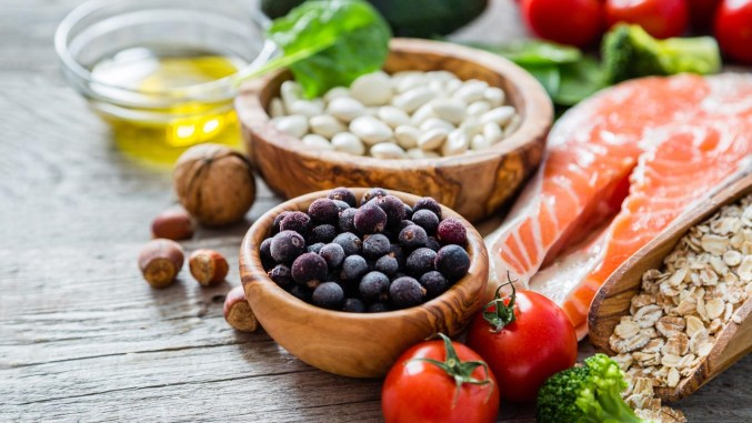 ingredients of a healthy diet for erectile dysfunction