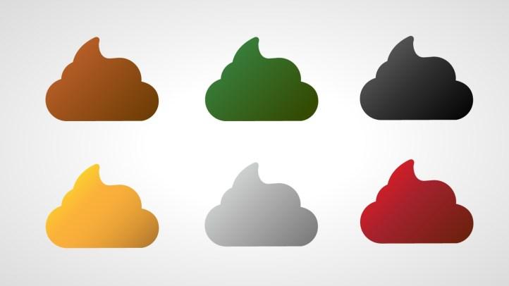 Les personnes avec et sans Crohn doivent être conscients de tout changement dans la couleur de leurs selles.