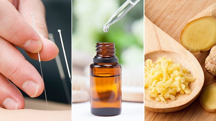 4 natürliche Heilmittel für Übelkeit