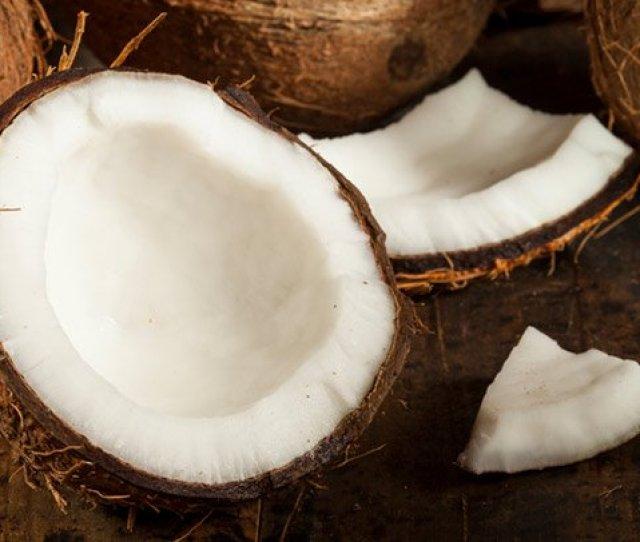 Coconut Oil Track Coconuts