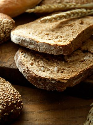 Food to Eat: Whole Wheat Bread