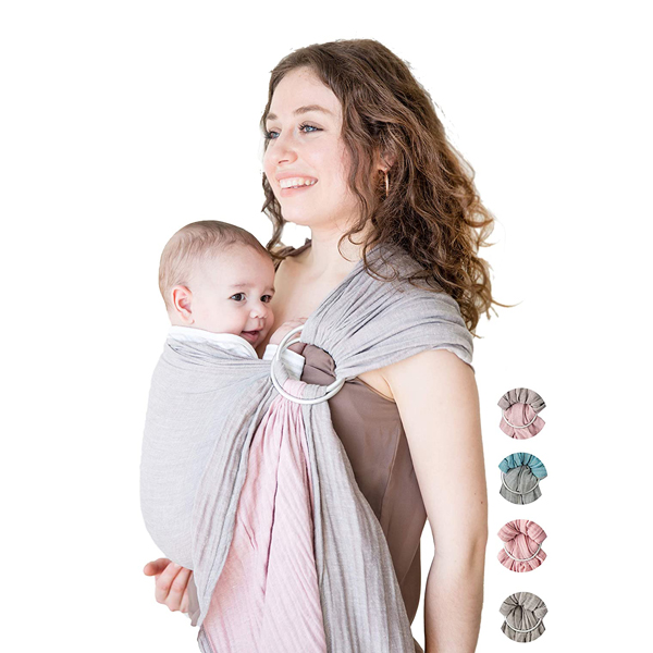 Ring Slings - Carrier Sling Luxury Turkish Cotton