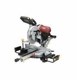 12 Inch Double Bevel Sliding Compound Miter Saw With Laser G