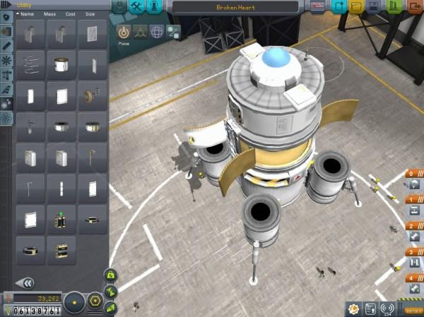 Mun Lander Review - The Spacecraft Exchange - Kerbal Space ...