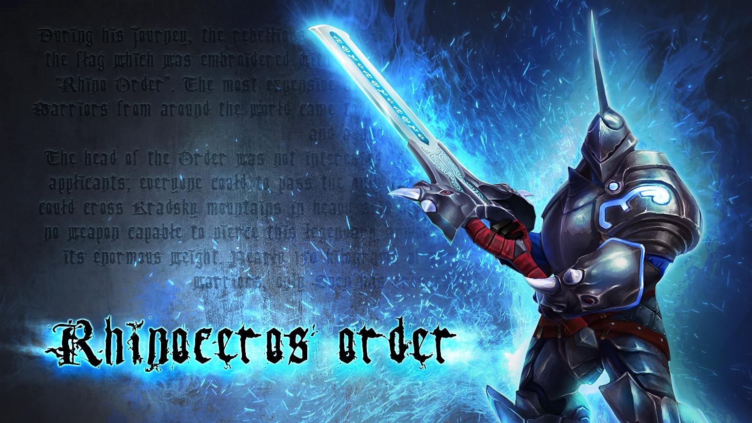 Steam Workshop Sven Rhinoceros Order