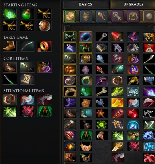 Steam Community Guide The Way To Customize Dota