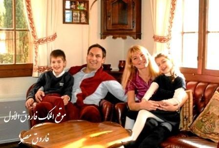 حكايات فؤاد الثاني أعاد إحياءها من تبقى من الأسرة