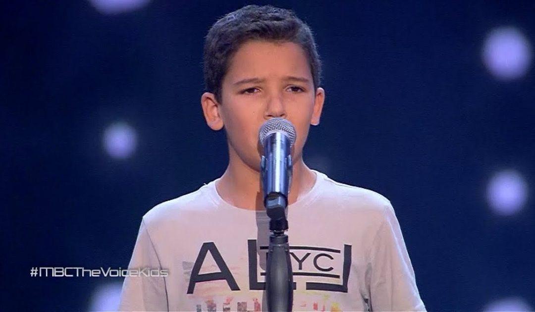 حمزة الأبيض يفوز بلقب The Voice Kids للموسم الثاني بوابة