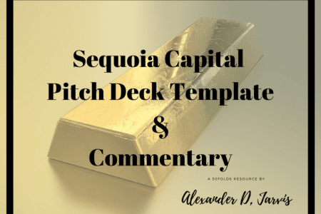 Sequoia capital business plan template   Sequoia Capital Pitch Deck