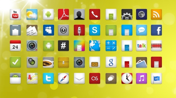 Download 52 Android icons icons pack Free icon in format for free ...