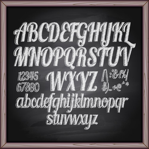 Chalkboard Free Vector Download 87 Free Vector For