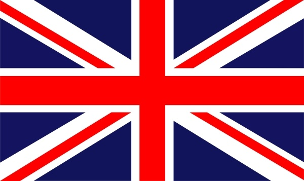 British Flag Clip Art Free Vector In Open Office Drawing