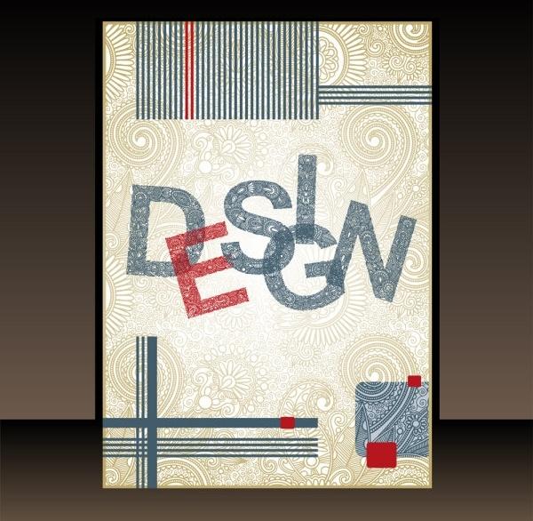 Creative Book Cover Design Eps ~ قوالب مجانية لتصميم اغلفة الكتب creative minds