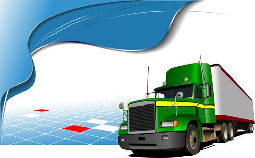Truck Vector Free Vector Download 456 Free Vector For