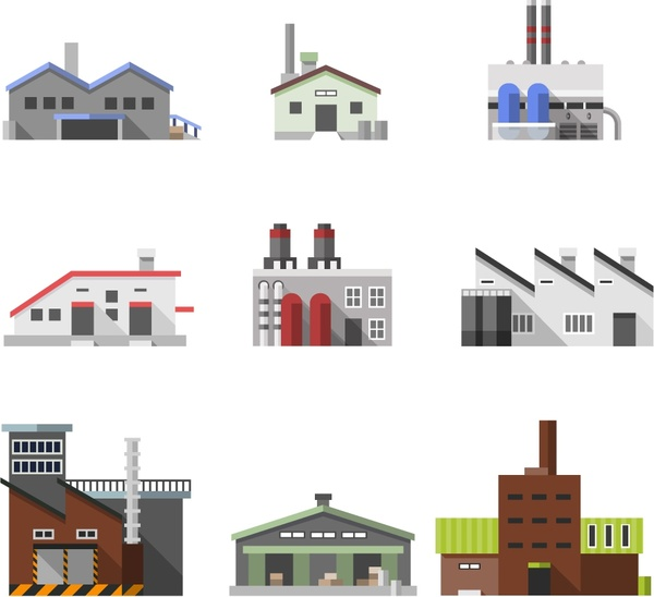 Factory Free Vector Download 175 Free Vector For