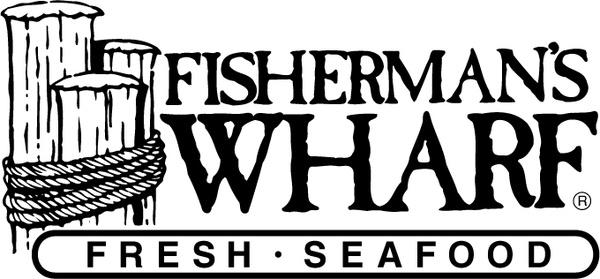 Fishermans Wharf Free Vector In Encapsulated PostScript