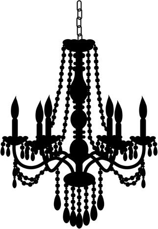 Chandelier Vector Eps Free 178 391 For Commercial Use Format Ai Cdr Svg Ilration Graphic Art Design