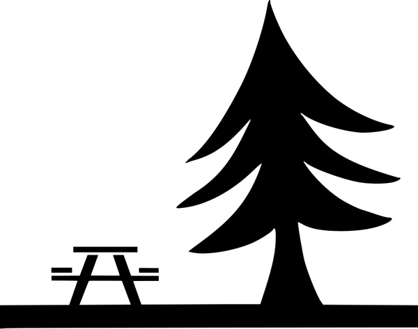 Symbole de pique-nique