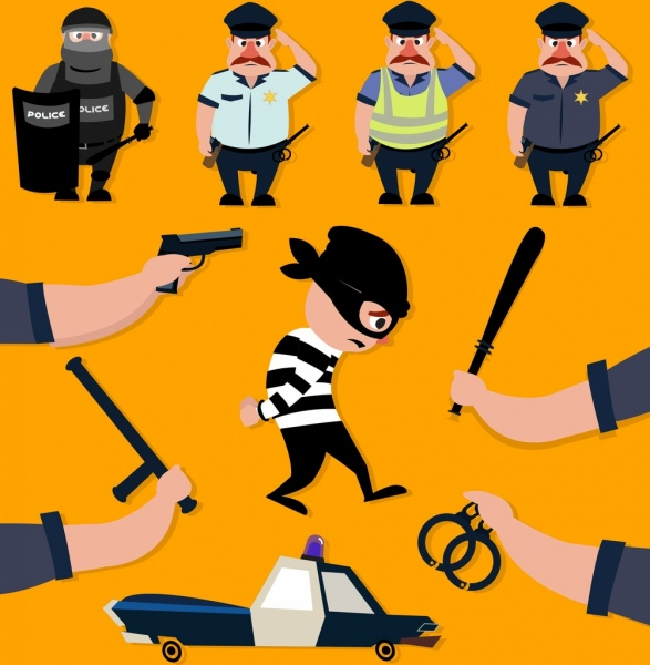 Police Free Vector Download 192 Free Vector For