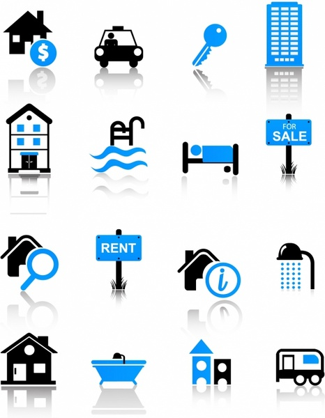 Hotel Icon Free Vector Download 22825 Free Vector For