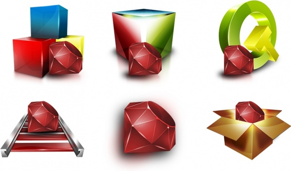 Star Wars Folder Icon Red