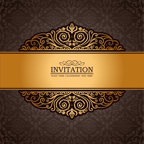 Invitation Background Designs Free Vector Download 45944