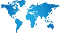 Image result for simple world map