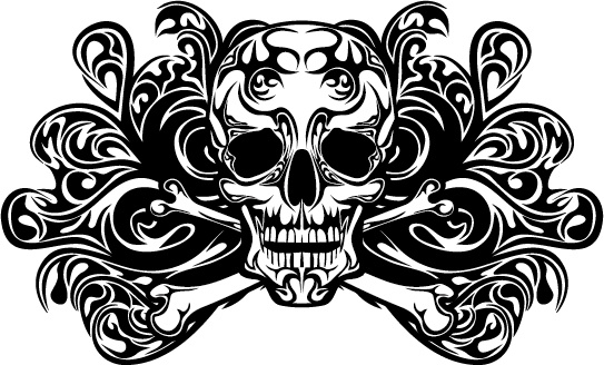 Free tattoo stencil designs free vector download (689 Free ...