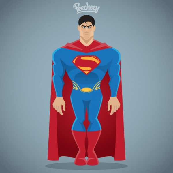 Super Valentine Hero Card