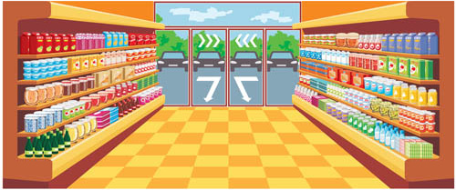 Supermarket Free Vector Download 132 Free Vector For