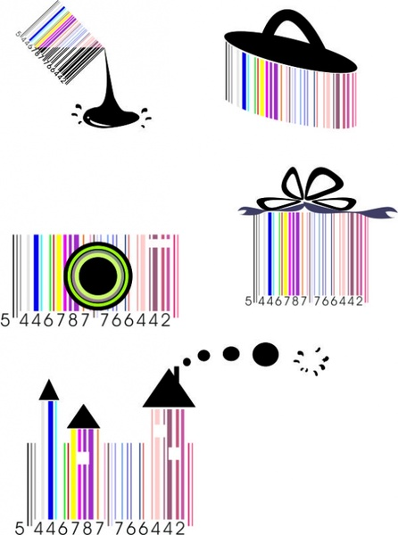 Barcode Vector Free Vector Download 74 Free Vector For Commercial Use Format Ai Eps Cdr