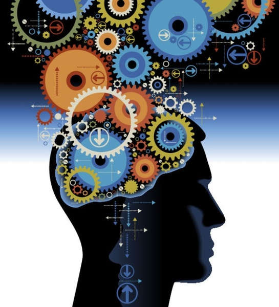 Thinking Brain Image 01 Vector Free Vector In Encapsulated PostScript Eps Eps Vector