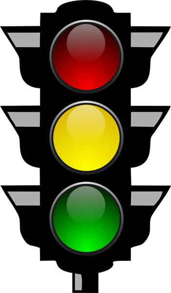 Vector Traffic Lights Cartoon Free Vector Download 24298